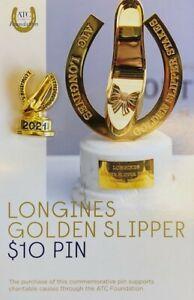Longines Golden Slipper Pin 2021