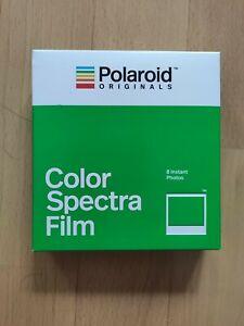 Polaroid Spectra Film Farbe Color 05/19