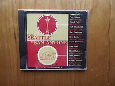 From Seattle to San Antone: The Coffeehouse Collections Volume 1 (CD, 2003) New