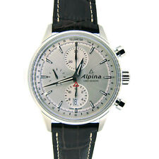 Alpina Chronograph Alpiner Herren Automatikuhr AL-750S4E6 UVP 2150,-
