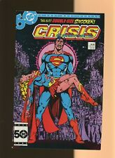 """Crisis On Infinite Earths 7 VF 8.0 * 1 Book Lot * """"Death"""" of Supergirl! DC Event"""