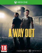 A Way Out - XBOX ONE ITA - NUOVO/SIGILLATO [XONE0488]