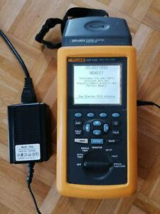 FLUKE DSP 4100 Kabeltester Netzwerk Cable Analyser Zertifizierer