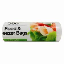 Forte Food & Congélateur Sacs (60,250 & 500 Pack) utilisé pour la Congélation de...