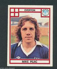 * Everton-Mike SCELTA * Panini Football 78 - 128 * Adesivo