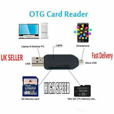 USB 2.0 Memory Card Reader Adapter For Micro SD SDHC Memory Card SDXC TF Flash