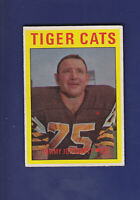 Tommy Joe Coffey 1972 O-PEE-CHEE CFL Football #8 (EXMT+) Hamilton Tiger-Cats