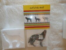 Westland Giftware Call Of The Wolf Alpha Wolf 14101 Howling 2004 Figurine & Box