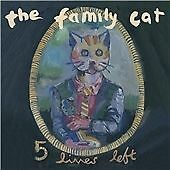 The Family Cat - Five Lives Left (The Anthology) (2013)  2CD  NEW  SPEEDYPOST