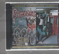 RAMONES SUBTERRANEAN JUNGLE  CD  F.C.  SIGILLATO!!!