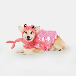 Hyde & EEK Boutique Hermit Crab Set Dog Halloween Costume - Medium #6250
