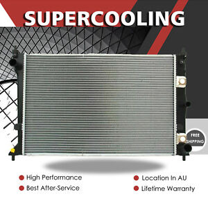 Radiator For Ford Falcon Fairlane BA BF XR6 XR8 6Cyl V8 Turbo AT MT 10/2002-4/08