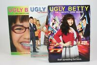 Ugly Betty The Complete First Second Third Seasons 1 2 3 DVD Sets