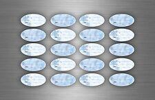 100x sticker adesivi adesivo congelatore etichette etichetta congelati