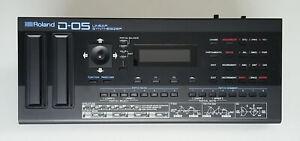 Roland Boutique D-05 - Synthesizer - 1 Jahr Gewährleistung