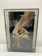Schindlers List Limited Edition Collectors Gift Set DVD Steven Spielberg