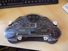 Honda XL 125 XL125 Varadero genuine speedo clocks odometer MPH low miless