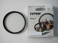 Tiffen 55mm UV Haze 1 Filter # 55HZE
