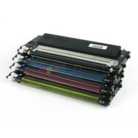 1 Set of 4 CLP-315 Color Toner For Samsung CLP-310 CLP-310N CLP-315 CLP-315W