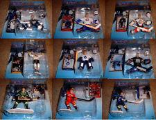 1999 99 COMPLETE SET LOT OF 17 NHL STARTING LINEUPS SLU GRETZKY JAGR YZERMAN