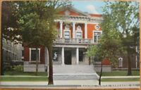 1910 Postcard: Masonic Temple-Kankakee, Illinois Ill IL