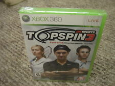 Top Spin 3  (Xbox 360, 2008)