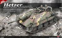 1/35 Jagdpanzer 38(t) Hetzer [Late Production Version] Academy #13230