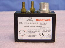 NEW Honeywell Precision Differential Pressure Transducer PPT010-1D-WW-2V-B 10PSI