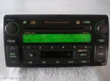 Toyota Camry Xle 6 Disc Cd player Changer Radio Oem Jbl Stereo Receiver Am Fm