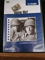DVD FILM GUNG HO! Robert Mitchum Ray Enright cult nuovo sigillato