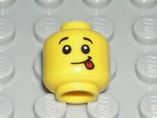 LEGO Yellow Head Child Sticking Tongue Out Devil Imp Minifigure 71013