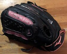 "Left Handed Mizuno Finch GPP1155 Youth 11.5"" Fastpitch Softball Glove Leather"