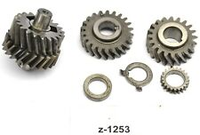 Cagiva Planet 125 ´99 - Zahnräder Ritzel Nebengetriebe