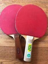 Ping Pong Paddles Tiga Halex