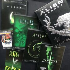 ALIEN LEGACY Four-Disc DVD Boxset [20th Anniversary Import] Ridley Scott R1 NTSC