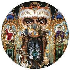 Michael Jackson Dangerous 2 LP Picture Vinyl