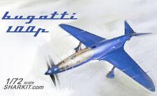 BUGATTI 100P  -  Sharkit   - resin 1/72 scale