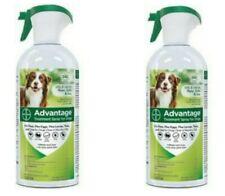 Advantage® Advantage® Flea & Tick - Set Of (2) 8 oz Treatment Dog Spray - 16 oz