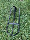 Horse Metal Saddle Rack With Hook