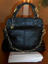 RAMPAGE BLACK EMBRY TOTE/SHOPPER W/SLEEPER BAG-LARGE-STYLE R11513-MSRP $108-BNWT