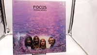 FOCUS  Moving Waves SAS-7401 LP Record VG++ cVG++ w/Shrink