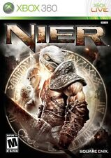 Nier [Xbox 360, NTSC, RPG Region FREE Video Game Automata Prequel] NEW