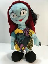 "Tim Burton 14"" Plush The Nightmare Before Christmas Animated Sally Doll"