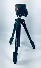 Manfrotto MKSCOMPACTACN-BK 61 inch Compact Action Smart Tripod - Black