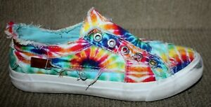 BLOWFISH MALIBU ATHLETIC SHOES SIZE US 7 VERY FUNKY AS NEW
