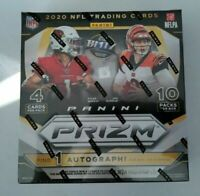 2020 Panini Prizm Football NFL Mega Box Sealed - Burrow Tua Herbert RC