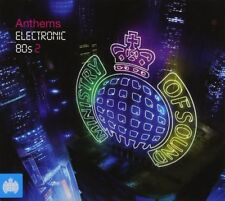 Ministry Of Sound - Anthems Electronic 80s Vol. 2 (3 X CD)