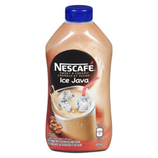 8x Bottles Nescafé Ice Java Cappuccino Ice Coffee Syrup 470ml FREE SHIPPING