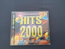 2CD HITS 2000 41 HITS FOR THE MILLENNIUM