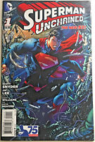SUPERMAN UNCHAINED#1 NM 2013 DC COMICS THE NEW 52!